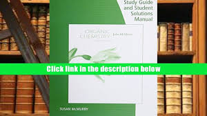 pdf free study guide with student solutions manual for mcmurry
