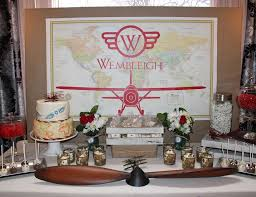 precious cargo baby shower vintage plane baby shower precious cargo catch my party