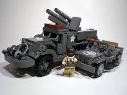 lego army tank military a modular life