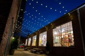 Outdoor Commercial Lights C7 And C9 Permanent Rooftop Lighting Nashville Outdoor Lighting