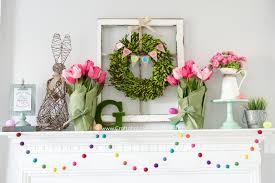 diy spring decorating ideas simple adorable spring decor ideas page 5 of 8 simply