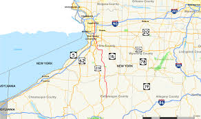 Map Buffalo New York State Route 240 Wikipedia