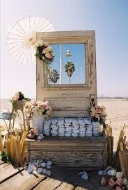 Beach Shabby Chic by Shabby Chic Wedding On The Beach In Santa Monica California