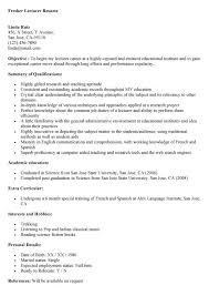 sample resume for assistant professor dr ravi s pandey objective