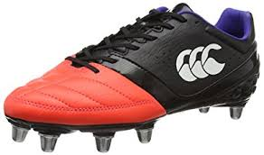 s rugby boots australia canterbury s 8 stud rugby boots amazon co uk