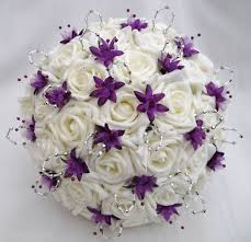 flowers for wedding purple flowers for wedding obniiis