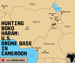 World War 1 Map Activity by The U S Extends Its Drone War Deeper Into Africa With Secretive Base