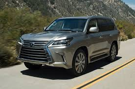 lexus v8 oil capacity 2017 lexus lx570 reviews and rating motor trend