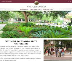 Fsu Campus Map Fsu Visitor Services Lanza Technology