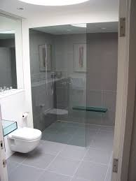 light gray bathroom floor tile for your small home remodel
