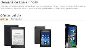 promociones amazon black friday 2016