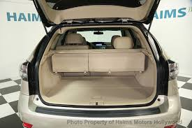 lexus rx cargo space 2012 used lexus rx 350 at haims motors serving fort lauderdale