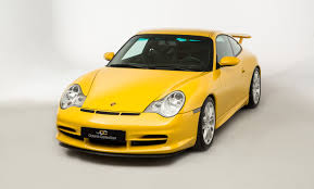 yellow porsche 911 porsche 911 gt3 the octane collection