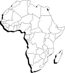 africa map drawing best 25 world map africa ideas on world map painting
