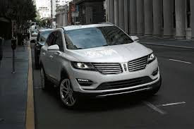 lincoln 2017 crossover 2017 lincoln mkc technology features lincoln motor company