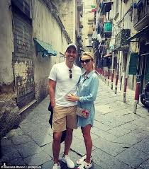 Growing Up Italian Australian Memes - giuliana rancic and husband bill visit street where she grew up in