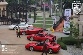 golden ferrari with diamonds prince u0026 sultan of johor u0027s car collection malaysia cars