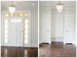 Clarissa Glass Drop Chandelier Exterior Dazzling Entryway With Entry Door And Chandelier Also