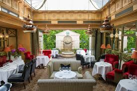 Restaurant Decoration An Exquisite Lunch At Michelin Starred Le Restaurant Paris The