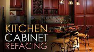 Kitchen Refacing Ideas Kitchen Cabinet Refacing Ideas Diy Video Guide Youtube
