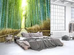 papier peint trompe l oeil chambre papiers peints trompe loeil pour une chambre au fil des papier