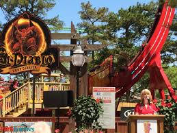 Six Flags New Jersey Tickets El Diablo Opens At Six Flags Great Adventure