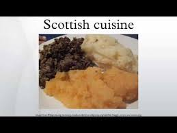 Scottish Comfort Food Scottish Cuisine Youtube