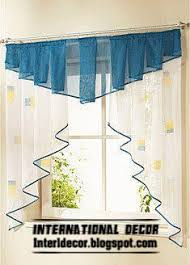 Small Curtains Designs Interior Design 2014 Small Curtains Models For Kitchens In