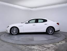 used 2015 maserati ghibli s q4 sedan for sale in miami fl 84501