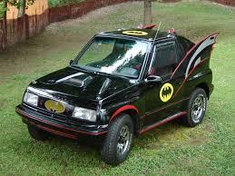 suzuki samurai for sale craigslist best of craigslist 1991 geo tracker batmobile car pinterest