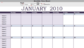 monthly timesheet template archives timesheet template free
