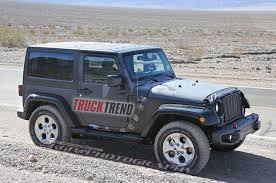 european jeep wrangler 2018 jeep wrangler mule spied again