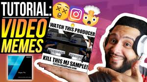How To Make Video Memes - how to make a video meme for instagram sony vegas pro youtube
