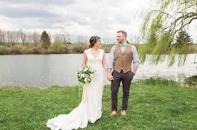 mint green wedding rustic mint gold barn wedding greg