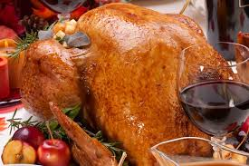 wine fit for a turkey