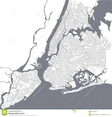 Usa Map New York City by Reference Map Of The State Of New York Usa Nations Online Project