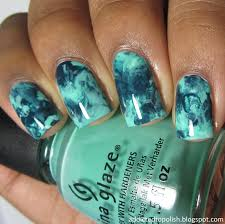 plastic bag marble addicted to polish re pin nail exchange