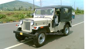 mahindra jeep price list mahindra jeep major price india mahindra major price specs review