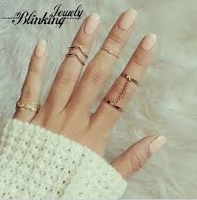 set ring aliexpress buy 2017 new fashion shiny style zinc alloy