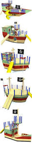 Pirate Ship Backyard Playset by 12 Free Playhouse Plans You Can Build Perfect For Any Diyer Who