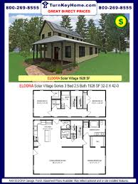 solar modular home prices from all american homes solar village