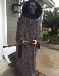 6ft tall grim reaper halloween general in walnut ca offerup