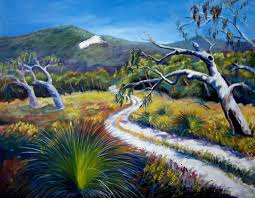 noosa native plants other paintings noosa artist michele knightley
