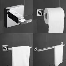 Nautical Bathroom Sets 4 Piece Towel Bar Set Bath Accessories Bathroom Hardware Solid