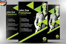 designer freelancer freelancer flyer template flyer templates creative market