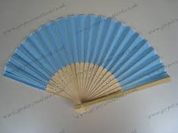 personalized fans for wedding personalised wedding fans