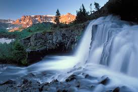 Colorado waterfalls images Colorado waterfall picture ouray jpg