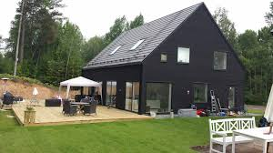 prefab house contemporary wooden frame two story sweden prefab house contemporary wooden frame two story sweden wwl houses