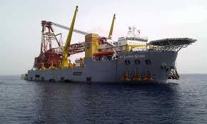Oceanic 5000 9559145 Crane Ship Maritime Connector Com