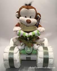 safari all terrain vehicle diaper cake babyfavorsandgifts com